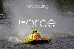Force Font By da_only_aan