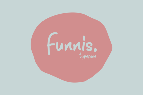 Funnis Font By Dani (7NTypes) Image 1