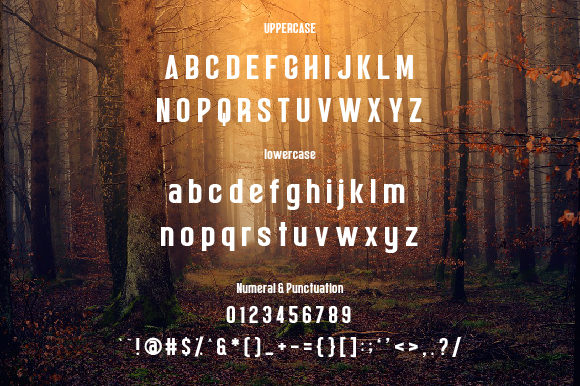 Print on Demand: Genthing Blackletter Font By da_only_aan - Image 2