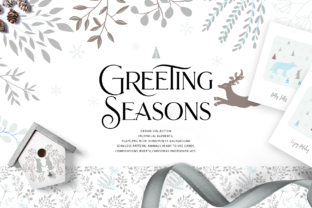 Greeting Season Graphic By BilberryCreate