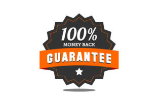 Download Free Guarantee Badge Vector Illustration Graphic By Hartgraphic for Cricut Explore, Silhouette and other cutting machines.