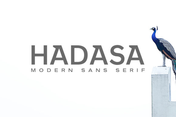 Print on Demand: Hadasa Family Sans Serif Font By Creative Tacos