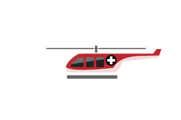 Download Free Helicopter Icon Vector Graphic By Hoeda80 Creative Fabrica SVG Cut Files