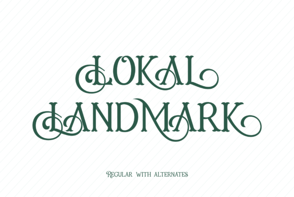 Print on Demand: Holiday Present Family Display Font By 50Fox - Image 6