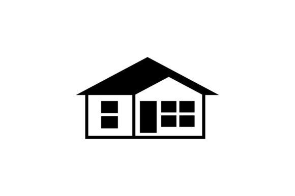 House, Home Icon Graphic Icons By Hoeda80
