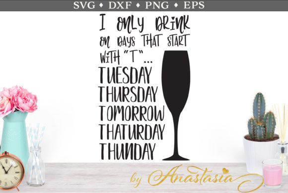 Download Free I Only Drink Svg Graphic By Nerd Mama Cut Files Creative Fabrica for Cricut Explore, Silhouette and other cutting machines.