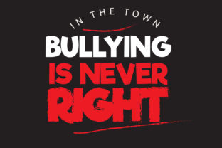 Print on Demand: In the Town Bullying is Never Right Graphic Illustrations By baraeiji