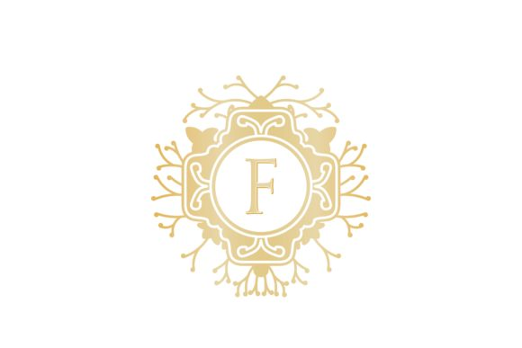 Download Free Initial F Wedding Boutique Logo Graphic By Yahyaanasatokillah for Cricut Explore, Silhouette and other cutting machines.