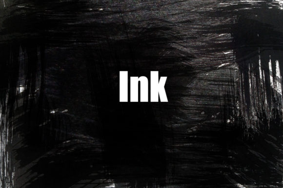 Ink Strokes Graphic Textures By ilonitta.r - Image 1