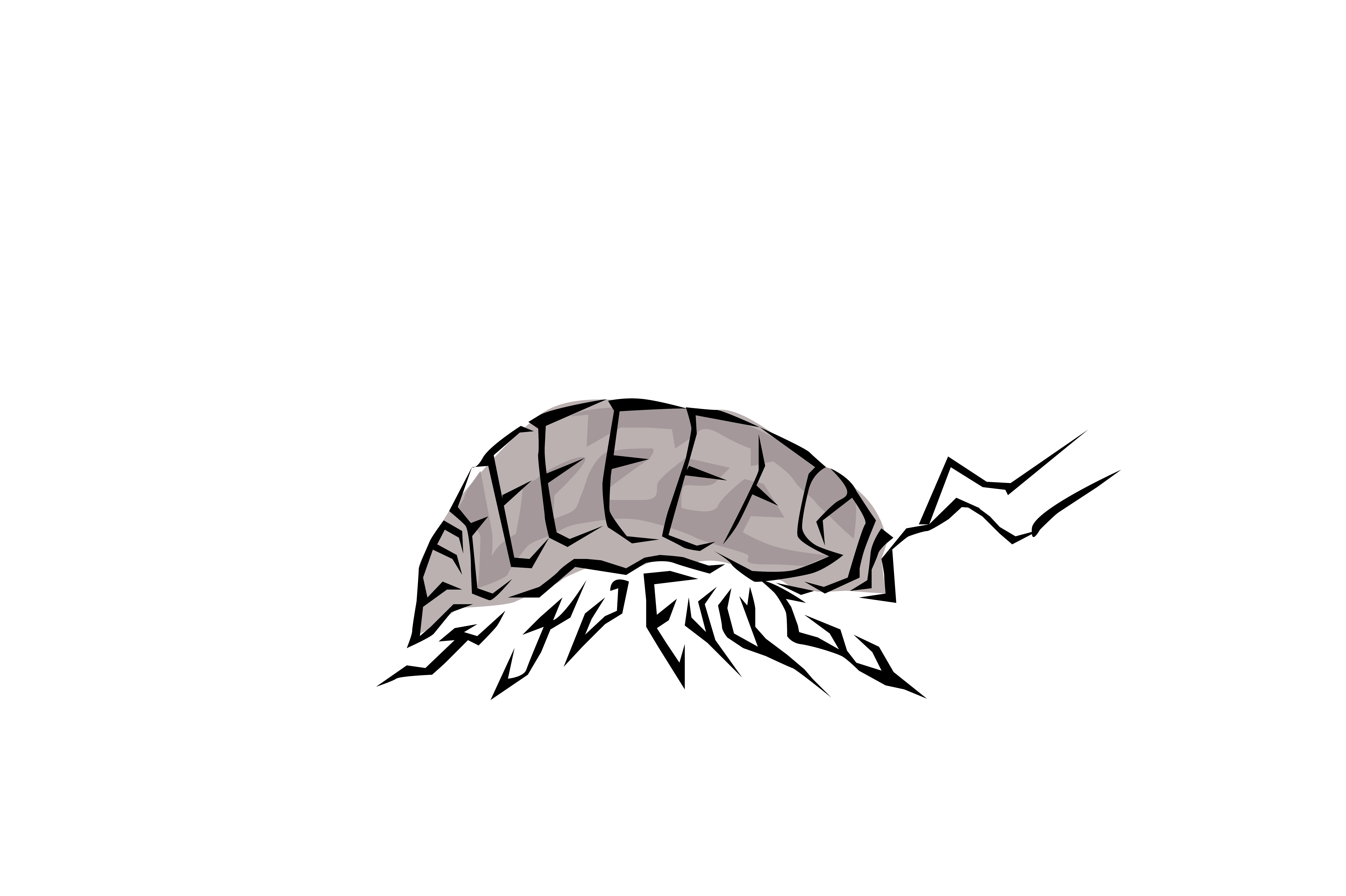 Download Free Insect Illustration Pill Bug Graphic By Rfg Creative Fabrica for Cricut Explore, Silhouette and other cutting machines.