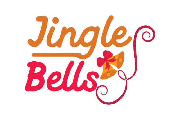 Download Free Jingle Bells Graphic By Thelucky Creative Fabrica for Cricut Explore, Silhouette and other cutting machines.