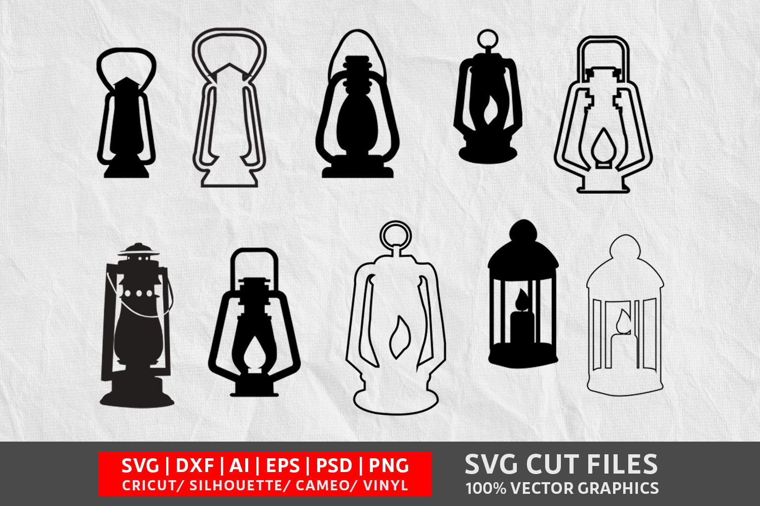 Download Free Lantern Graphic By Design Palace Creative Fabrica SVG Cut Files