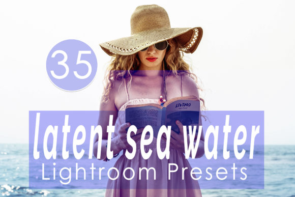Latent Sea Water Lightroom Presets Graphic Add-ons By Lumazin Ribak