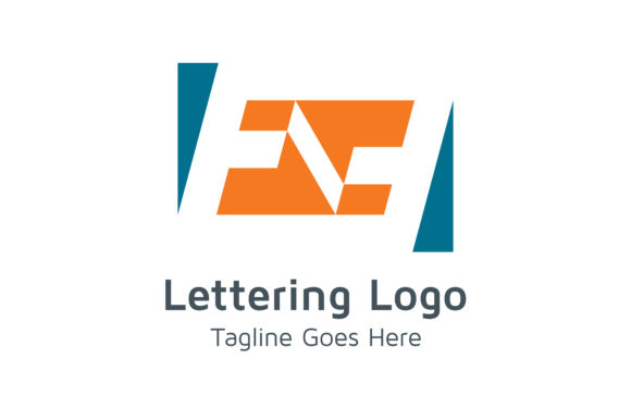 Download Free Lettering Ff Logo Graphic By Acongraphic Creative Fabrica for Cricut Explore, Silhouette and other cutting machines.