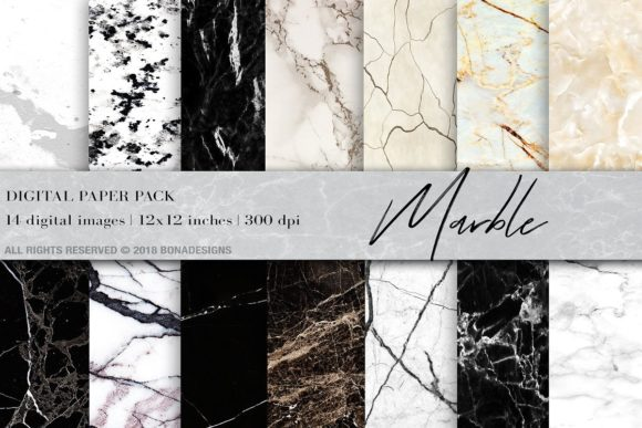Marble Background Bundle Graphic Backgrounds By damlaakderes - Image 12