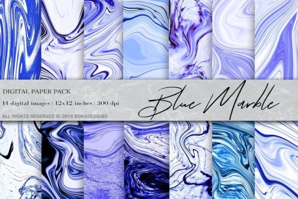 Marble Background Bundle Graphic Backgrounds By damlaakderes - Image 13