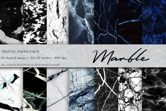 Marble Background Bundle Graphic Backgrounds By damlaakderes - Image 17