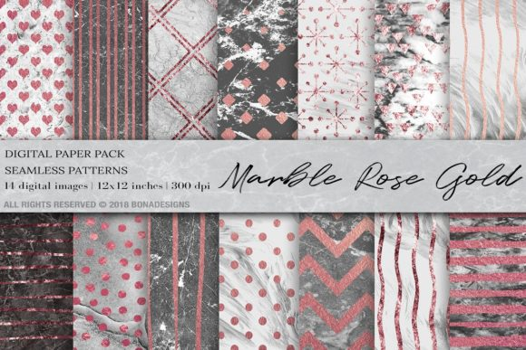 Marble Background Bundle Graphic Backgrounds By damlaakderes - Image 19