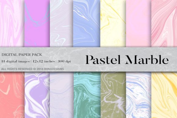 Marble Background Bundle Graphic Backgrounds By damlaakderes - Image 24