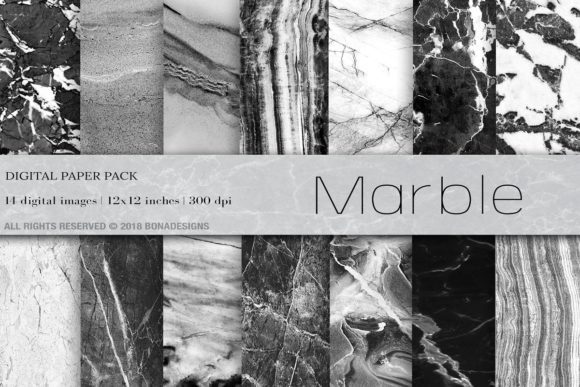 Marble Background Bundle Graphic Backgrounds By damlaakderes - Image 5