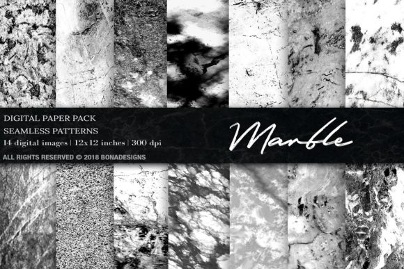 Marble Background Bundle Graphic Backgrounds By damlaakderes - Image 6