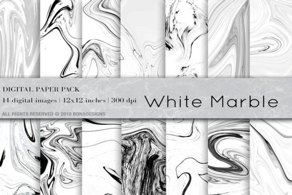 Marble Background Bundle Graphic Backgrounds By damlaakderes - Image 10