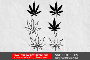 Download Free Marijuana Graphic By Design Palace Creative Fabrica for Cricut Explore, Silhouette and other cutting machines.