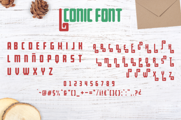 Download Free Merry Xmas Clipart Font Grafik Von Arausidp Creative Fabrica for Cricut Explore, Silhouette and other cutting machines.