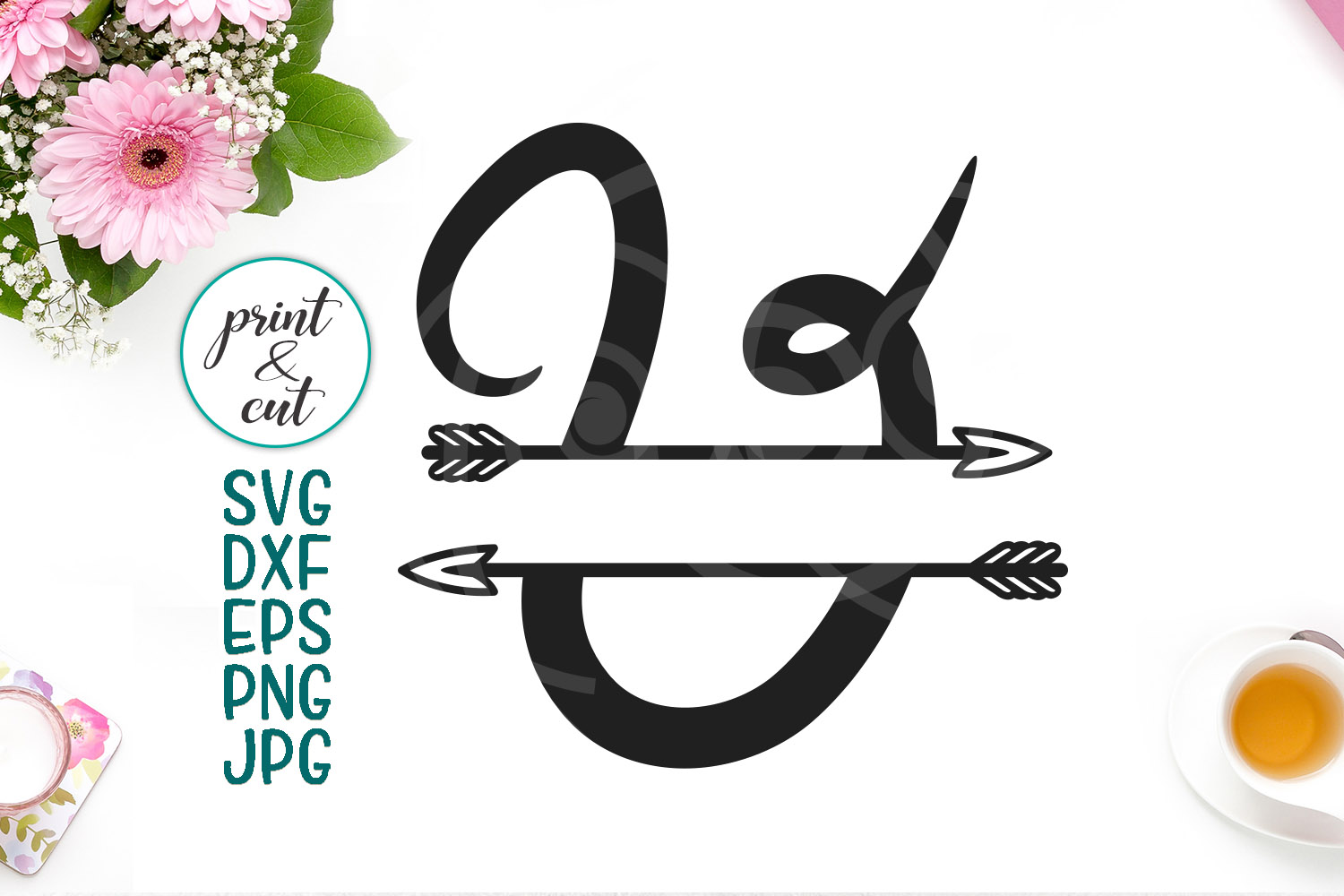Download Free Monogram Letter V Svg Graphic By Cornelia Creative Fabrica for Cricut Explore, Silhouette and other cutting machines.