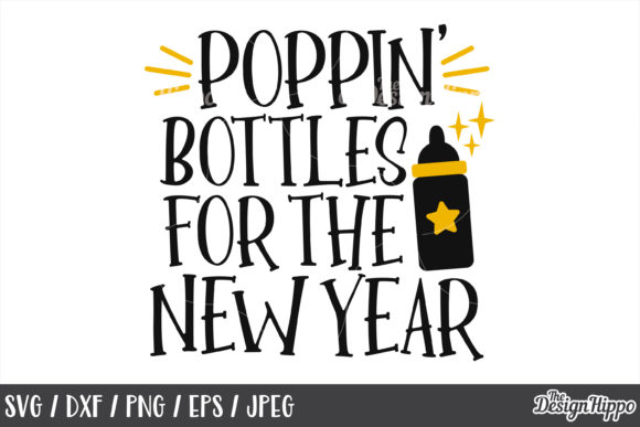 New Year S Eve Bundle Graphic By Thedesignhippo Creative Fabrica