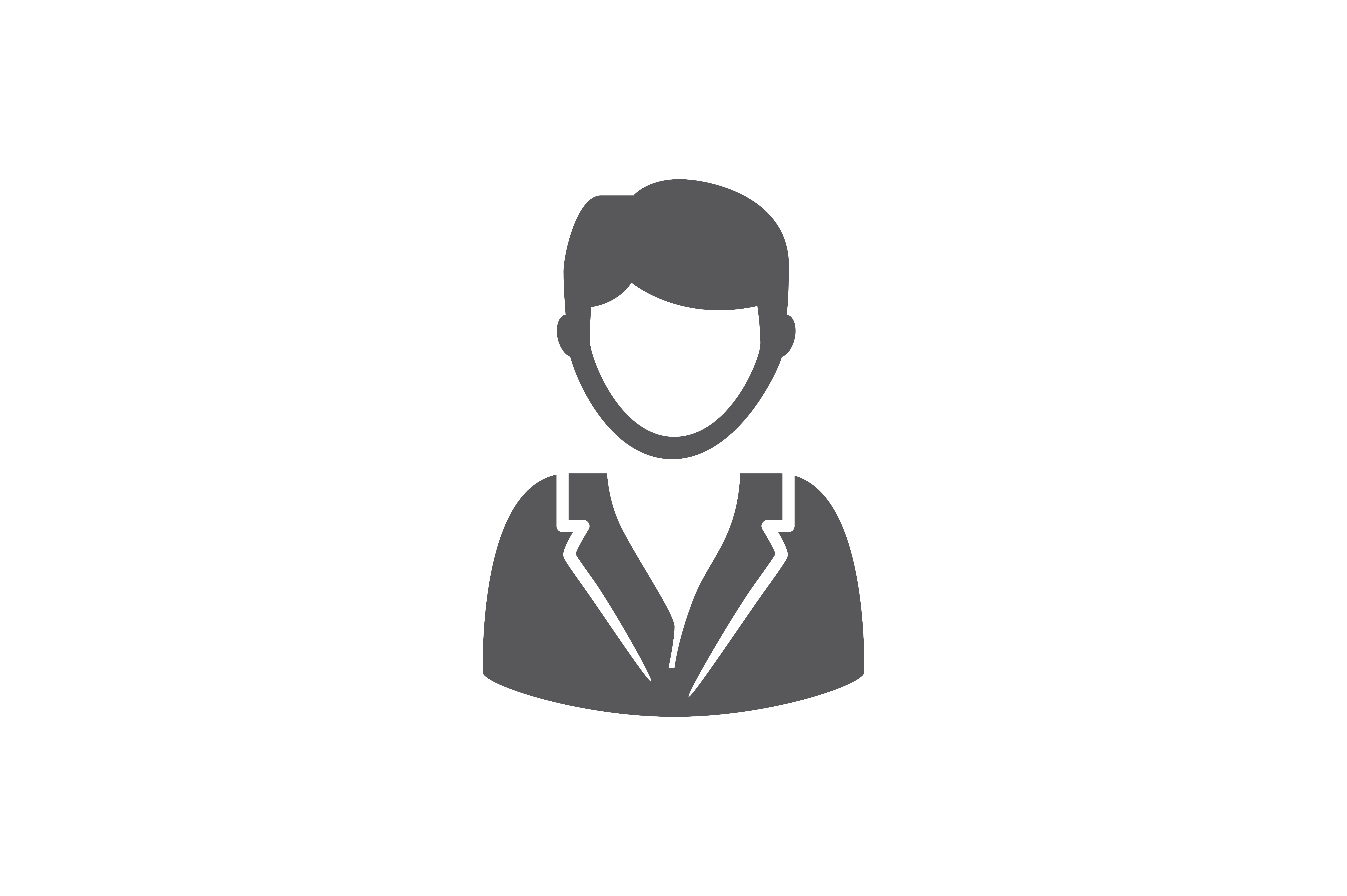 Download Free Office Workers Icon Graphic By Zafreeloicon Creative Fabrica for Cricut Explore, Silhouette and other cutting machines.