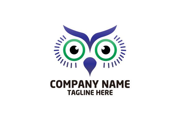Download Free Owl Head Vector Logo Grafik Von Hartgraphic Creative Fabrica for Cricut Explore, Silhouette and other cutting machines.