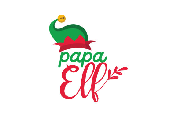 Papa Ell Svg Cut Graphic By Thelucky Creative Fabrica