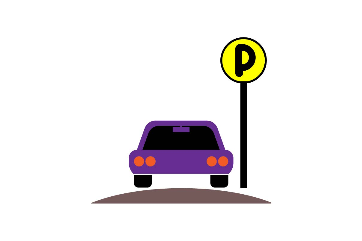 Download Free Parking Icon Vector Eps 10 Grafico Por Hoeda80 Creative Fabrica for Cricut Explore, Silhouette and other cutting machines.