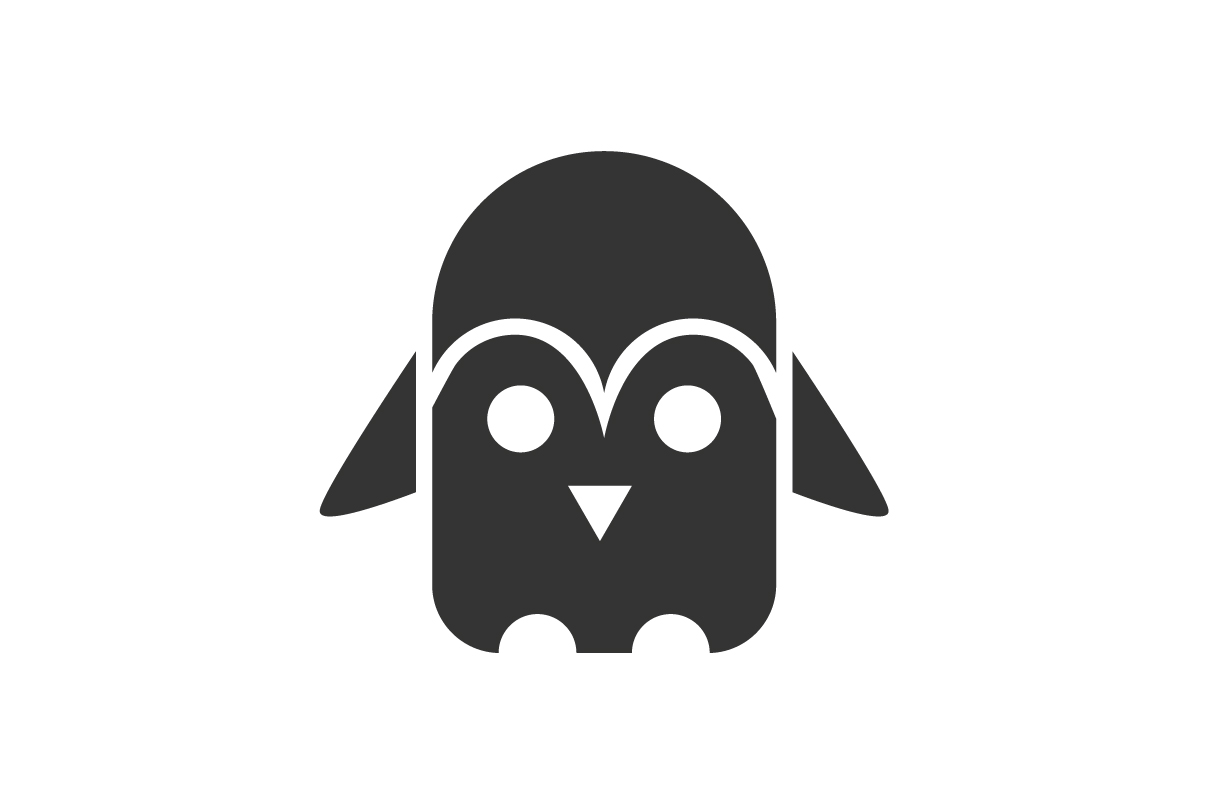Download Free Penguin Icon Graphic By Rudezstudio Creative Fabrica for Cricut Explore, Silhouette and other cutting machines.