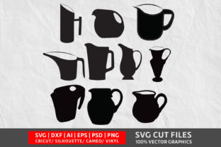 Pitcher SVG Graphic By Design Palace