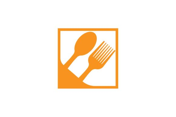 Restaurant Icon EPS 10 Graphic Icons By Hoeda80 - Image 1