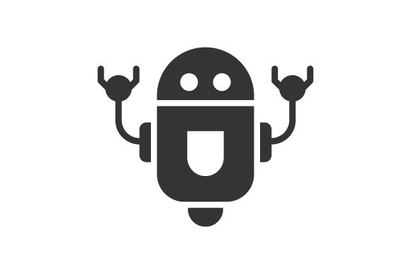 Robot Icon Graphic By Rudezstudio Creative Fabrica Discover 116 free robot icon png images with transparent backgrounds. robot icon