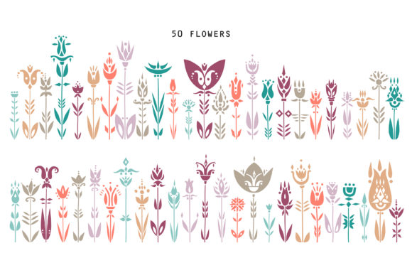 Print on Demand: Rustic Spring - Graphic Collection Graphic Illustrations By struvictory - Image 4