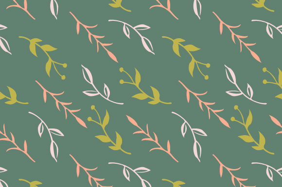 Download Free Seamless Cute Vintage Pattern In Shabby Chic Style Graphic By for Cricut Explore, Silhouette and other cutting machines.