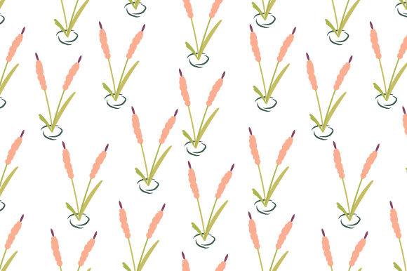 Print on Demand: Seamless Small Floral Pattern Graphic Patterns By iop_micro
