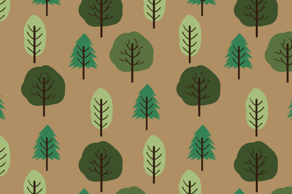 Download Free Seamless Small Floral Tropical Leaf Graphic By Iop Micro for Cricut Explore, Silhouette and other cutting machines.