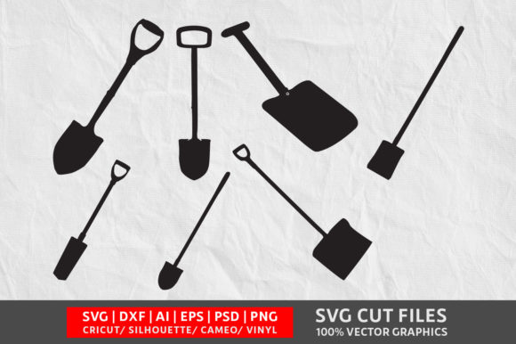 Shovel SVG
