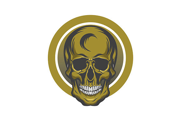 Skull Vector Illustration Graphic Illustrations By rohmar
