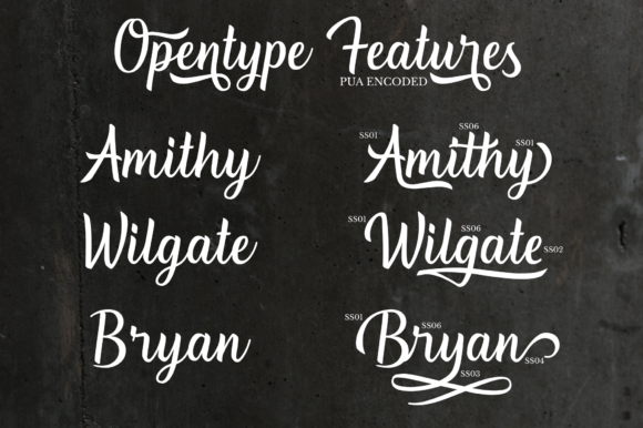 Print on Demand: Southville Script & Handwritten Font By Sibelumpagi Studio - Image 3