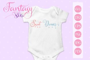 Sweet Dreams Svg Graphic By Fantasy SVG