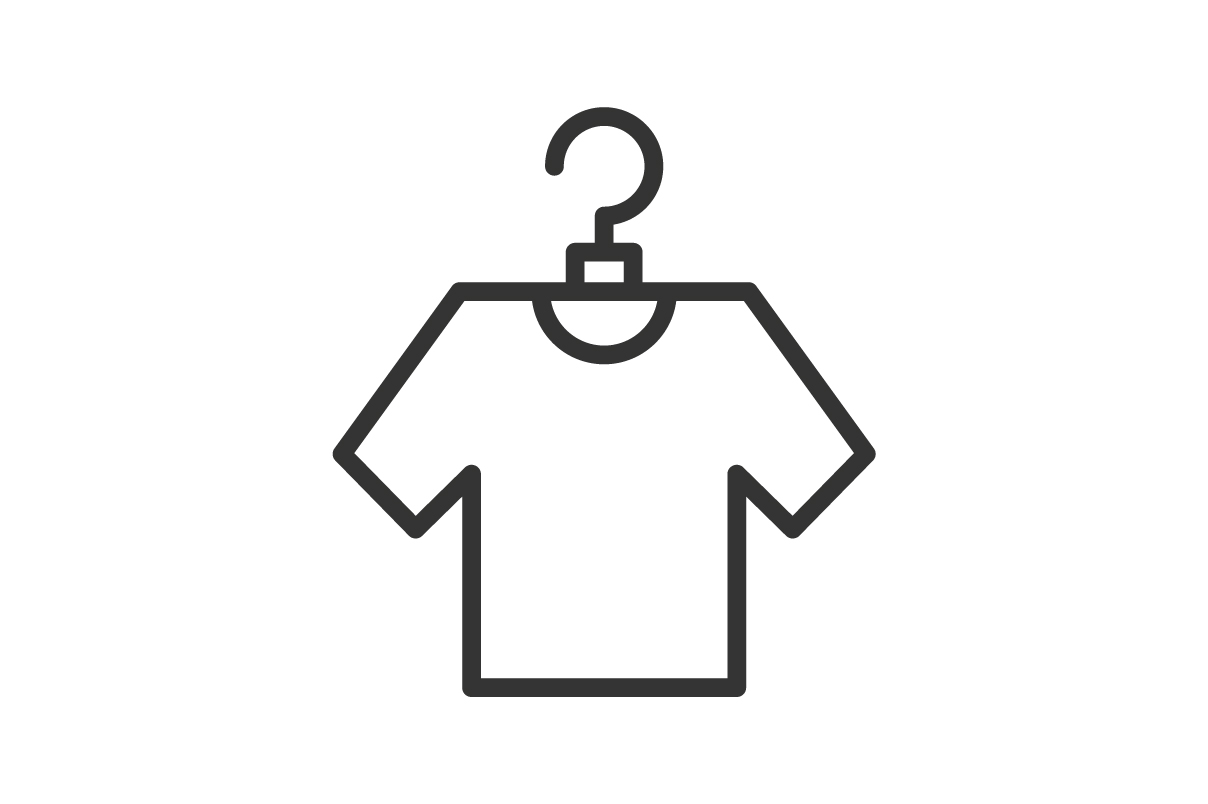 t shirt icon graphic by rudezstudio creative fabrica t shirt icon