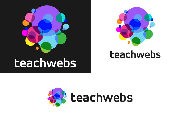 Download Free Teach Webs Logo For Digital Company Graphic By Mrbrahmana for Cricut Explore, Silhouette and other cutting machines.