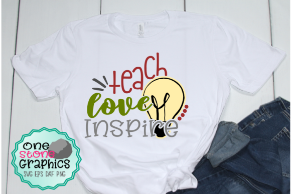 Teacher Graphic Crafts By OneStoneGraphics