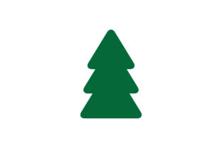 Download Free Tree Icon Graphic By Zafreeloicon Creative Fabrica for Cricut Explore, Silhouette and other cutting machines.